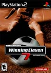 Carátula de Winning Eleven 7 International para PlayStation 2