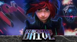 Carátula de Dimension Drive para PC
