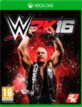 Carátula de WWE 2K16 para Xbox One
