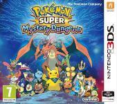 Carátula de Pokémon Mundo Megamisterioso para Nintendo 3DS