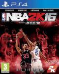 Carátula de NBA 2K16 para PlayStation 4