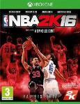 Carátula de NBA 2K16 para Xbox One