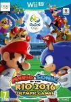 Carátula de Mario y Sonic en los Juegos Olímpicos: Rio 2016 para Wii U