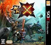 Carátula de Monster Hunter Generations para Nintendo 3DS