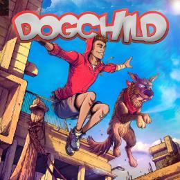 Carátula de Dogchild para PlayStation 4