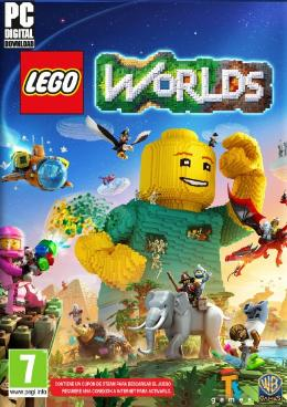Carátula de LEGO Worlds para PC