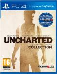 Carátula de Uncharted: The Nathan Drake Collection para PlayStation 4