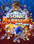 Carátula de Sonic Boom: Fire & Ice para Nintendo 3DS
