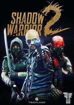 Carátula de Shadow Warrior 2 para PlayStation 4
