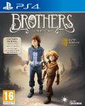 Carátula de Brothers: A Tale of Two Sons para PlayStation 4