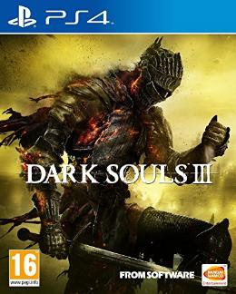 Carátula de Dark Souls III para PlayStation 4