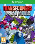 Carátula de Transformers: Devastation para Xbox One