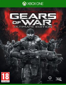 Carátula de Gears of War: Ultimate Edition para Xbox One