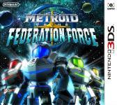 Carátula de Metroid Prime: Federation Force