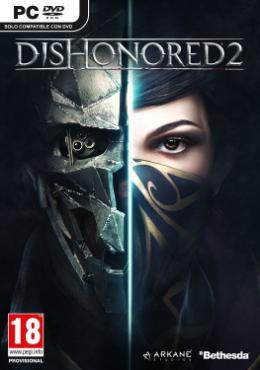 Carátula de Dishonored 2 para PC