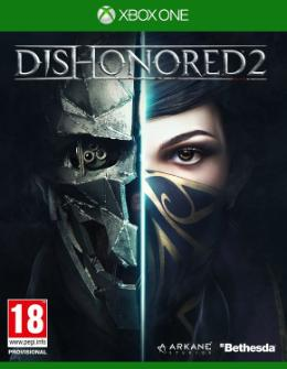 Carátula de Dishonored 2 para Xbox One