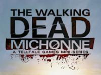 Carátula de The Walking Dead: Michonne para PlayStation 4