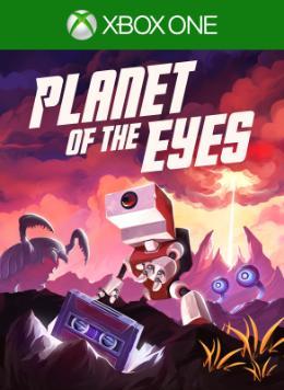 Carátula de Planet of the Eyes para Xbox One