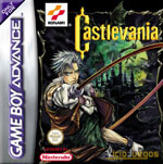 Car�tula de Castlevania: Circle of the Moon
