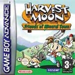 Carátula de Harvest Moon: Friends of Mineral Town
