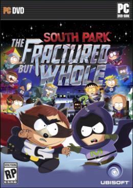 Carátula de South Park: Retaguardia en Peligro para PC