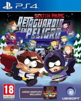 Carátula de South Park: Retaguardia en Peligro para PlayStation 4