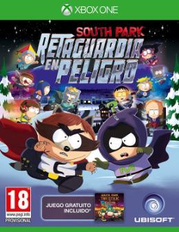 Carátula de South Park: Retaguardia en Peligro para Xbox One