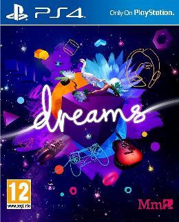 Carátula de Dreams para PlayStation 4