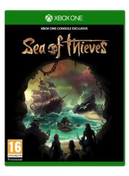 Carátula de Sea of Thieves para Xbox One