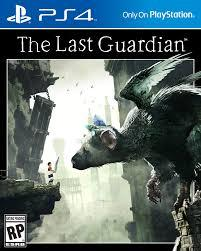 Carátula de The Last Guardian para PlayStation 4
