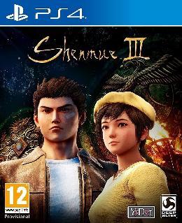 Carátula de Shenmue III para PlayStation 4