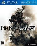 Carátula o portada Japonesa del juego NieR: Automata para PlayStation 4