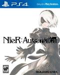 Carátula o portada No oficial (Montaje) del juego NieR: Automata para PlayStation 4