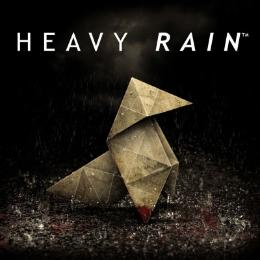 Carátula de Heavy Rain para PlayStation 4