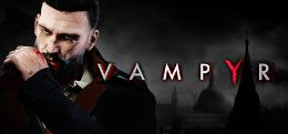Carátula de Vampyr para PC