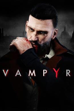 Carátula de Vampyr para PlayStation 4