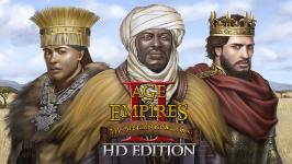 Carátula de Age of Empires II HD: The African Kingdoms para PC