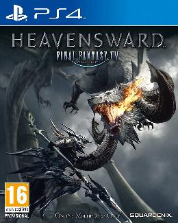 Carátula de Final Fantasy XIV: Heavensward para PlayStation 4