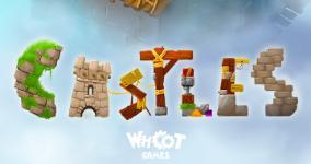 Carátula de Castles para Wii U