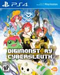 Carátula de Digimon Story: Cyber Sleuth para PlayStation 4