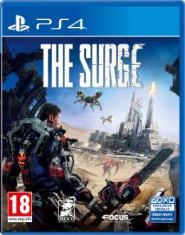 Carátula de The Surge para PlayStation 4