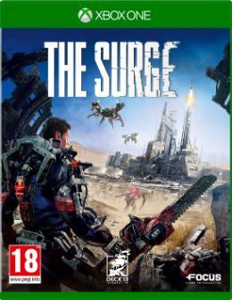 Carátula de The Surge para Xbox One