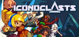 Carátula o portada Portada en Steam del juego Iconoclasts para PC
