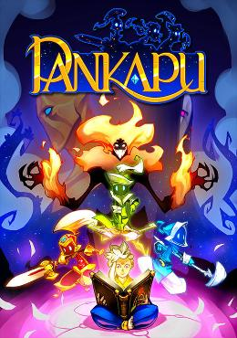 Carátula de Pankapu: The Dreamkeeper para PlayStation 4