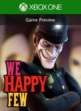 Carátula de We Happy Few para Xbox One