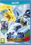 Carátula de Pokkén Tournament para Wii U