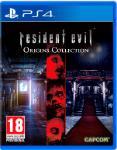 Carátula de Resident Evil Origins Collection para PlayStation 4
