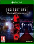 Carátula de Resident Evil Origins Collection para Xbox One