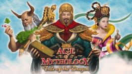 Carátula de Age of Mythology: Tale of the Dragon para PC