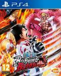 Carátula de One Piece: Burning Blood para PlayStation 4